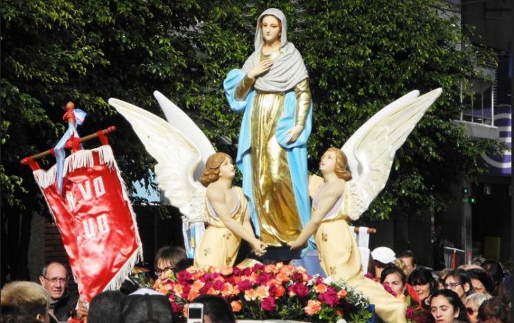 Avellaneda-Lanús celebra a Nuestra Señora de la Asunción