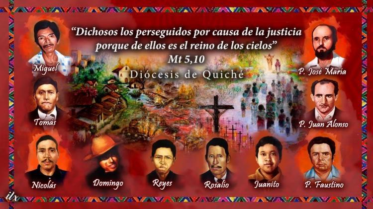 Mártires de Quiché