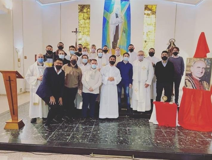 El Seminario Diocesano de Avellaneda-Lanús celebró a San Pablo VI