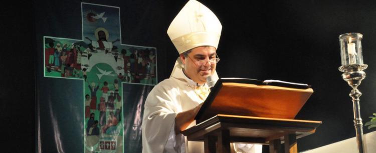 Mons. Margni tomará posesión de Avellaneda-Lanús el 24 de septiembre