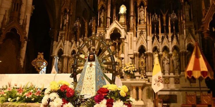 Obispos rezan por el fin de la pandemia, en vísperas de la fiesta de la Virgen de Luján