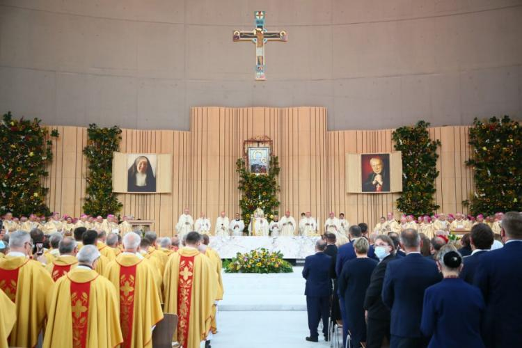 Ceremonia de la beatificación
