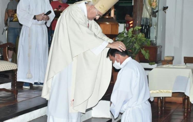 Seis nuevos diáconos permanentes en la diócesis de Rafaela